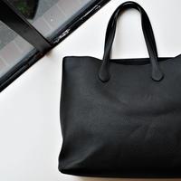 【IL MICIO】black collection tote bag