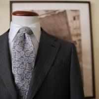 Luciano Barbera tie