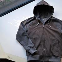 【Capobianco】sweat hoody  cotton&cashmere