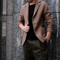 【BAGUTTA MILANO】knit jacket