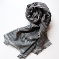 【ROSI COLLECTION】wool100% glen check