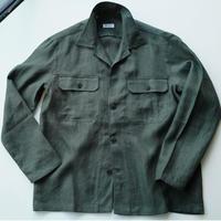 Salvatore Piccolo  linen  work jacket