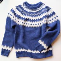 【Massimo Piombo】Nordic knit