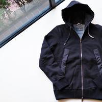 【Capobianco】sweat hoody  cotton&nylon