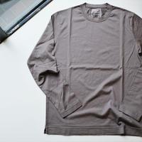 【FEDELI】long sleeve-T giza cotton