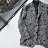 De Petrillo shepherd check jacket