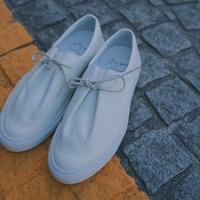 soloviere  white leather  sneaker