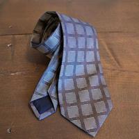 【F.Marino】silk tie