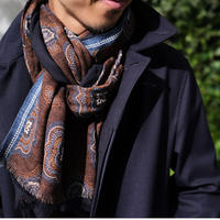 【ROSI COLLECTION】big print stole