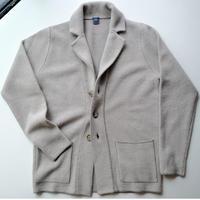 【FEDELI】knit jacket