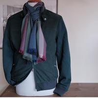 Capobianco  suede combination jacket