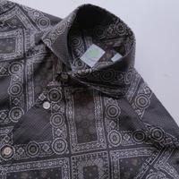 Finamore  bandanna pattern shirt