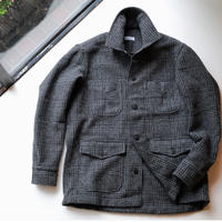 【Salvatore Piccolo】work jacket  gray