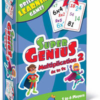 【SUPER GENIUS】Multiplication 2