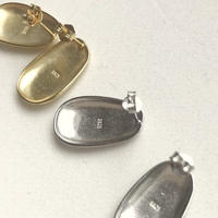 [silver925  ]egg pierce