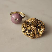 vitage button ring(set)