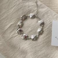 dry flower bracelet
