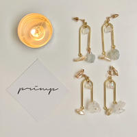 ore design pierce & earring