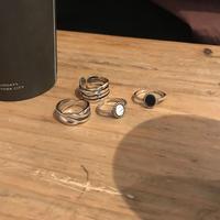 White Day  set ring