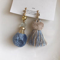 tassel asmmetry pierce