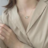 opal stone  choker