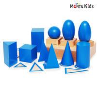 【MONTE Kids】MK-049   幾何学立体
