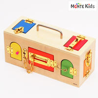【MONTE Kids】MK-086  かぎ箱 ≪OUTLET≫