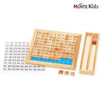 【MONTE Kids】MK-060  100並べセット