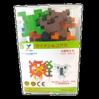 【incastro】IC-20 ライオン&コアラ(40ピース)