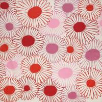 Sybilla 綿ふろしき【二四巾】GIRASOL(ヒラソル)<ピンク>