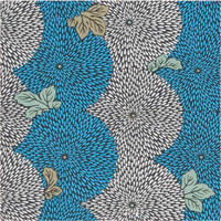 川島織物セルコン ふろしき【中巾】菊花琳麗(キッカリンレイ)