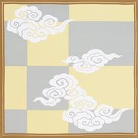 川島織物セルコン ふろしき【二巾】祥輝端雲(ショウキズイウン)