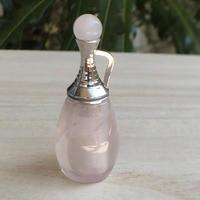ローズクォーツ香水瓶 NO1