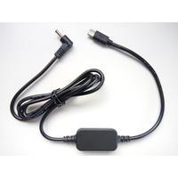 USB電源ケーブル Type-C PD トリガーケーブル  DCプラグ 外形3.5mm/内径1.35mm 15V出力用