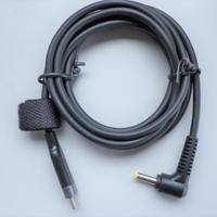 [PD12-EIAJ2] USB 12V PD トリガーケーブル FT3D FT2D FT1D VX6 VX7 VX8 FT60 FT70D FT818ND などをモバイルバッテリーで運用可能