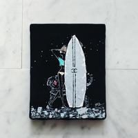 オリジナルアート《CHANEL Surfing》