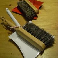 レデッカー テーブル用ブラシ&ちりとりセット