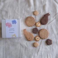 うさぎ花クッキー