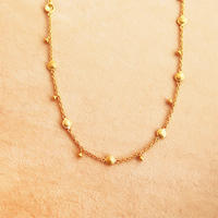 Shinti Plate  { Necklace } K18