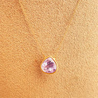 Amethyst Cosmic necklace  { Necklace }  K18