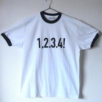 袖タグトリムTシャツ1,2.3.4!(XLワンサイズオンリー)