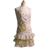 Flirty Aprons 子供エプロン Marilyn Sage Sublime