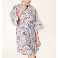 レディース ショート ローブ ガウン コットン BedHead Pajamas ベッドヘッドパジャマズ  A Flutter