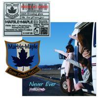 旧マーブルステッカー+ワンマンステッカー&新譜CD
