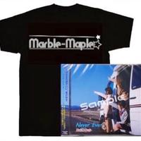 旧マーブルTシャツ(XXXL)&新譜CD
