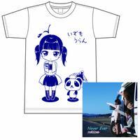 出雲雨藍生誕祭2019限定Tシャツ&新譜CD