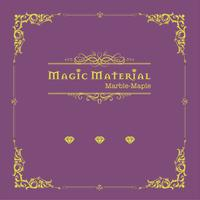 Marble-Maple 1st.フルアルバム Magic Material 単品