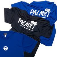 パームスバックロゴ 4.4ozドライTシャツ