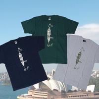 SBCS・5.6オンスコットンTシャツ Designed by Keigo & Lara