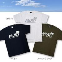 パームスロゴ・5.6オンスコットンTシャツ